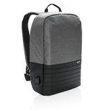ac6459770e130 Chroniący przed kieszonkowcami plecak na laptopa Swiss Peak, RFID