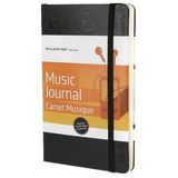 Music Journal - specjlany notatnik Moleskine Passion Journal