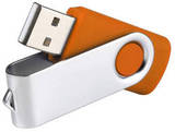 Pendrive swivel 4GB